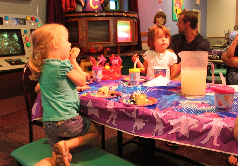Lyla's 3rd Birthday Party